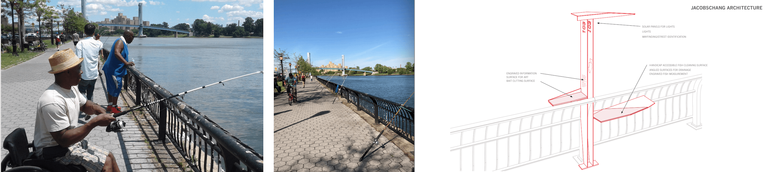 Friends of East River Esplanade East Harlem Bait Station Project