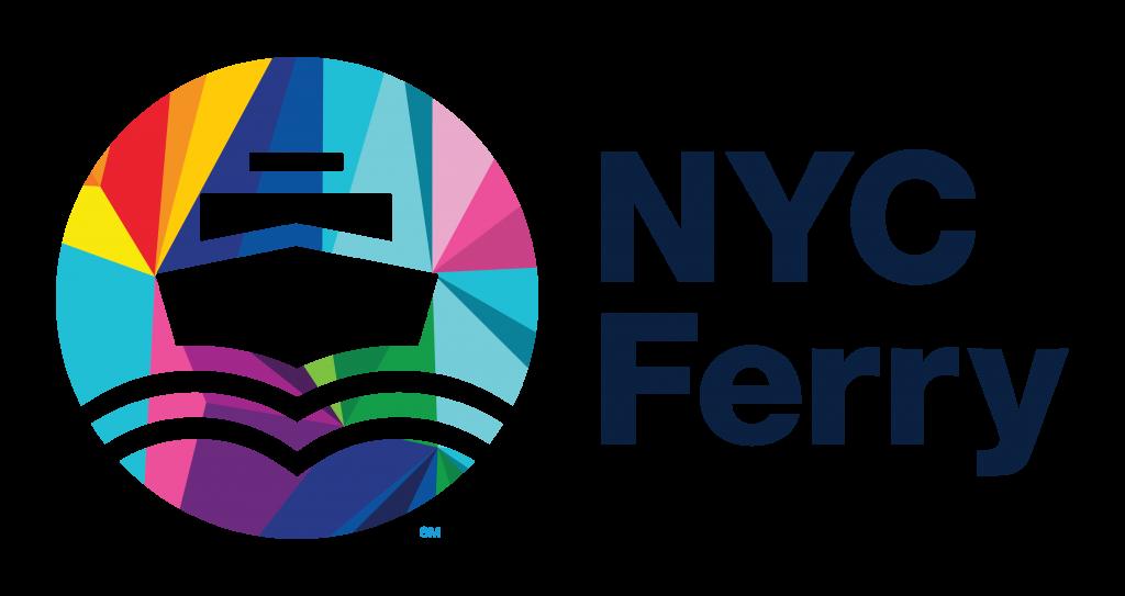 NYC Ferry Pride Logo