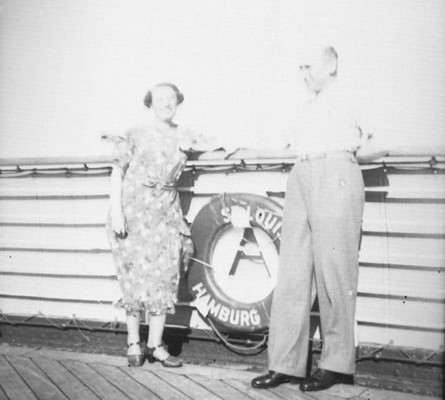 Irma and Viktor Wasservogel