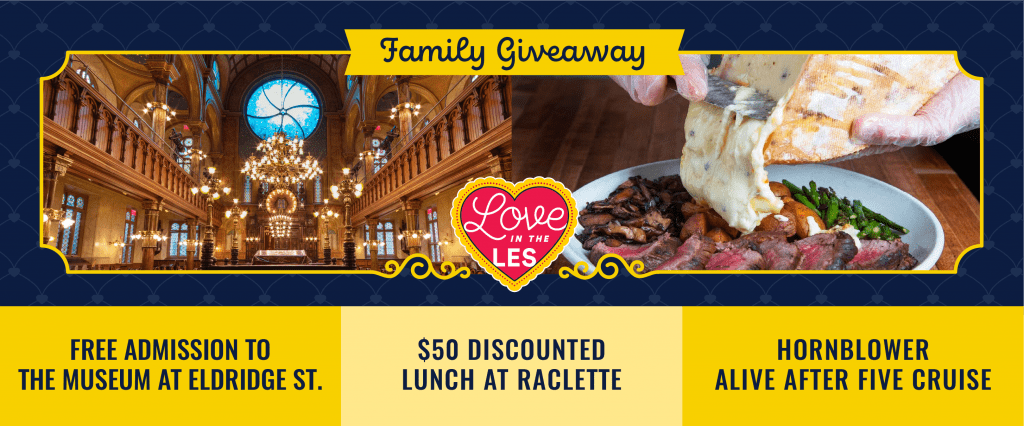 Love in the Lower East Side Family Giveaway