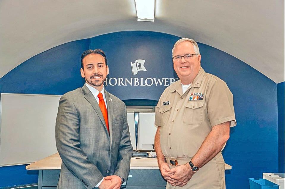 Hornblower E-Navigating Lab at SUNY Maritime